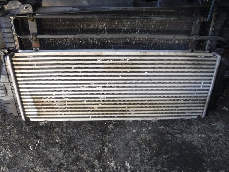 Радиатор интеркулера Mercedes Sprinter 901 611.981 2000