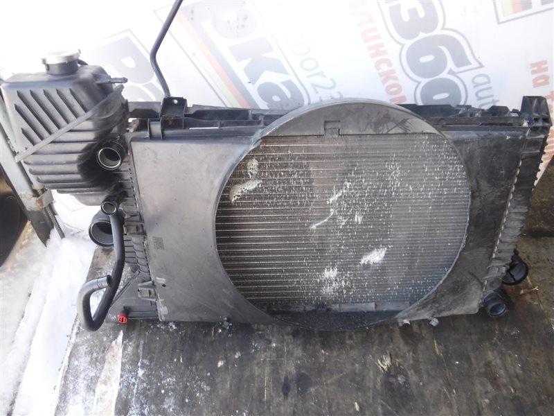 Радиатор двс Mercedes Sprinter 901 611.981 2000