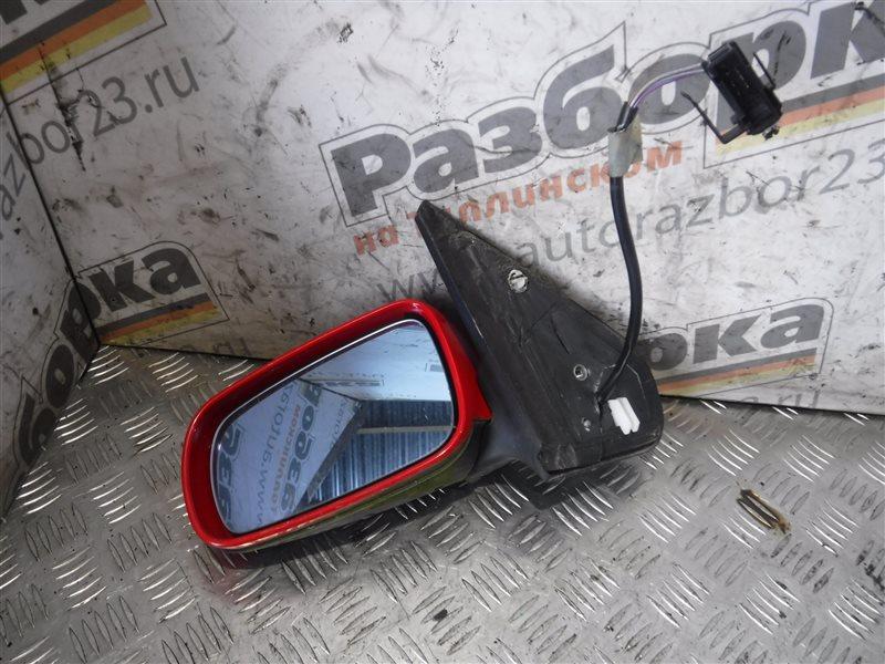 Зеркало Vw Golf 4 1J1 APE 2000 переднее левое
