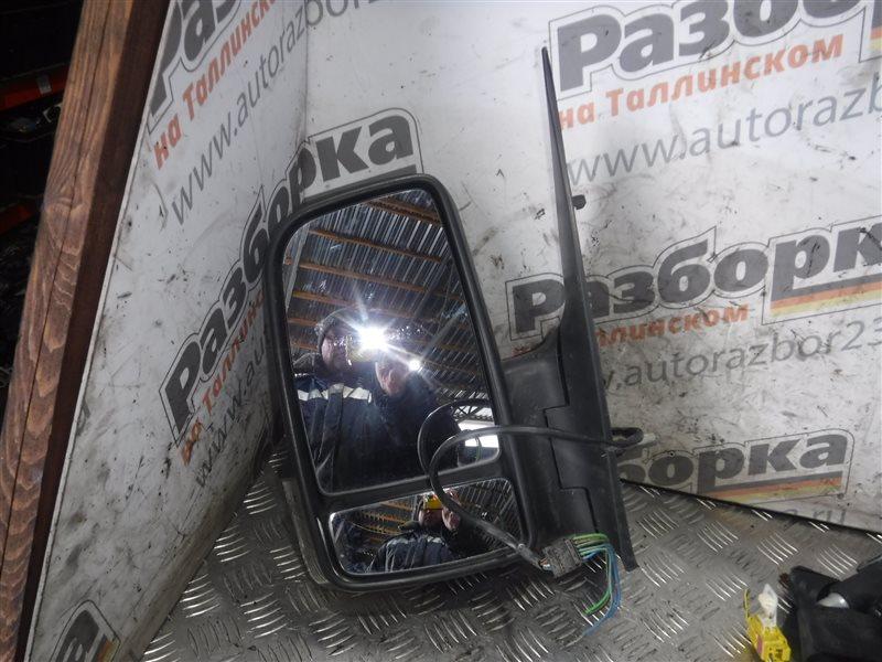 Зеркало Vw Crafter 2E0 BJK 2007 переднее левое