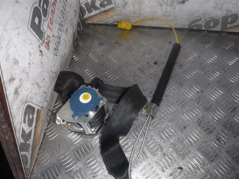 Ремень безопасности Vw Passat B6 3C5 BMR 2007 задний правый