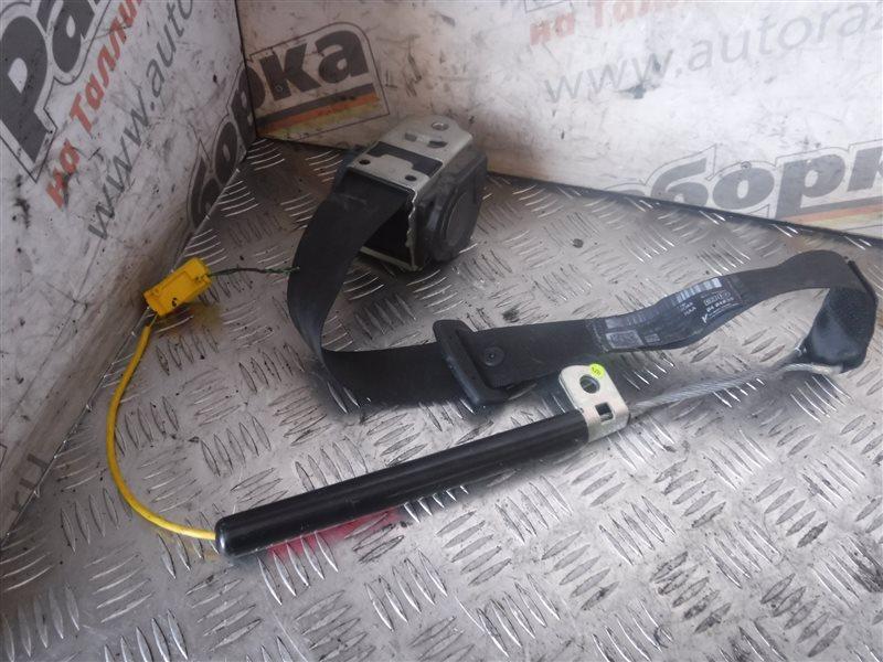 Ремень безопасности Vw Passat B6 3C5 BMR 2007 задний левый
