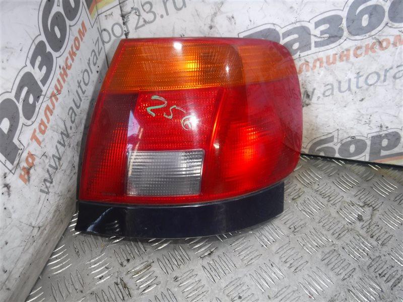Фонарь заднего хода Audi A4 B5 ADR 1996 задний правый