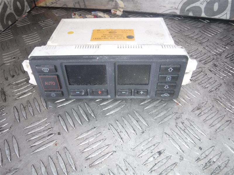 Блок управления климат-контролем Audi A4 B5 ADR 1996