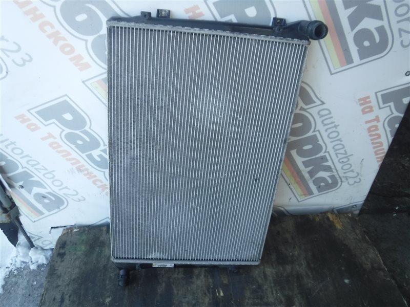 Радиатор двс Vw Passat B6 3C5 BMP 2005