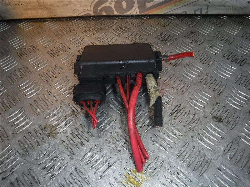 Блок предохранителей Vw Golf 4 1J1 BCA 2000