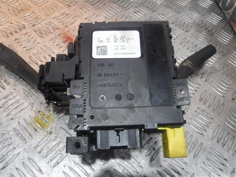 Подрулевой переключатель Vw Passat B6 3B6 BMP 2006