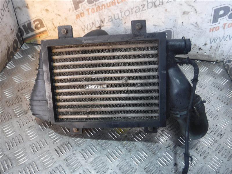 Радиатор интеркулера Vw Transporter T4 7DB ACV 2000