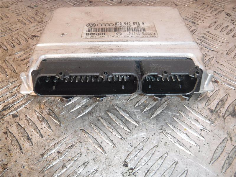 Блок управления двигателем эбу Vw Passat B5 3B5 ADR 1999