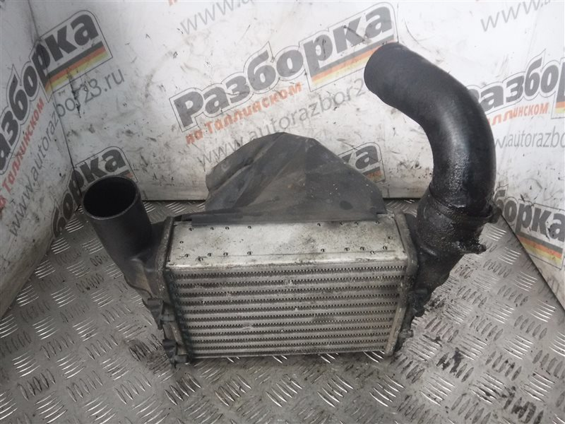 Радиатор интеркулера Vw Passat B5 3B5 2000