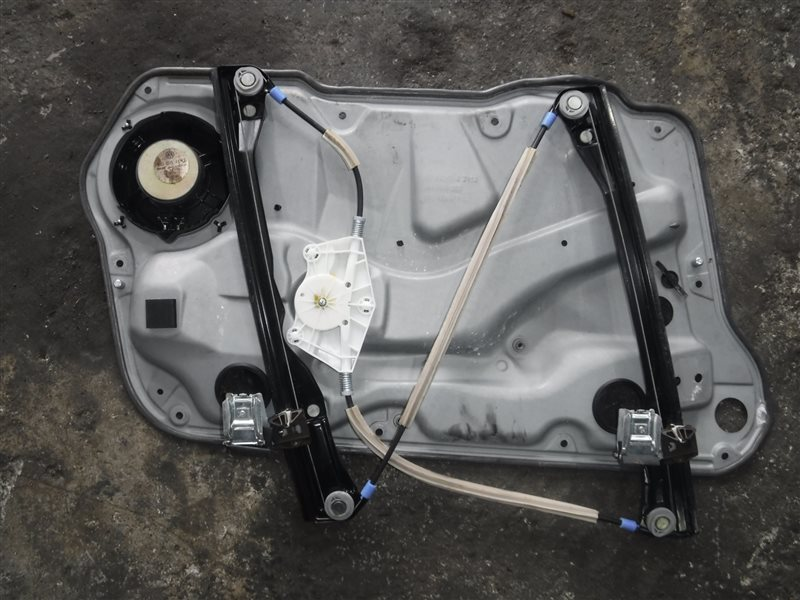 Стеклоподъемник Vw Golf 4 1J1 AKL 2000 передний правый