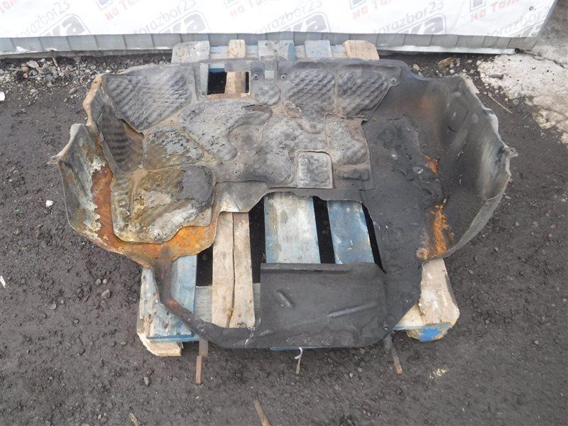 Защита двигателя Vw Transporter T4 7DB ACV 2000 нижняя