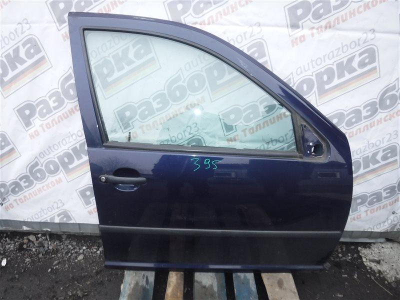 Дверь Vw Golf 4 1J1 AKQ 2000 передняя правая