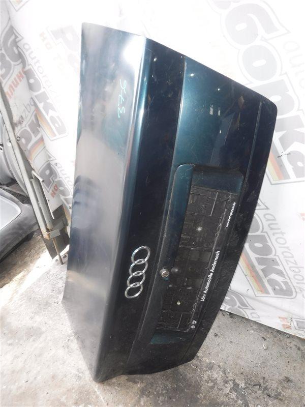 Крышка багажника Audi A4 B5 ADP 1998 задняя