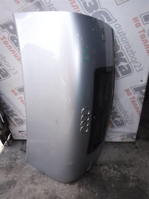 Крышка багажника Audi A6 C5 AGA 1997 задняя