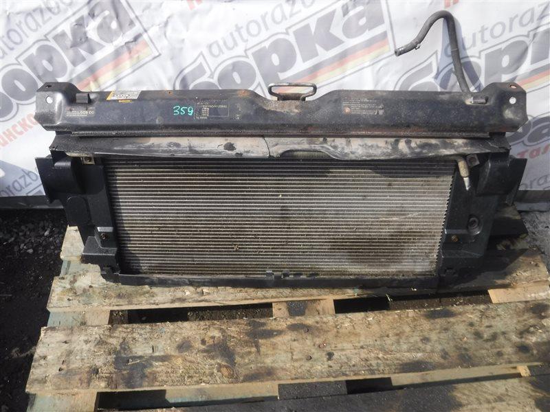 Радиатор двс Vw Transporter T4 7DB ACV 1997 передний