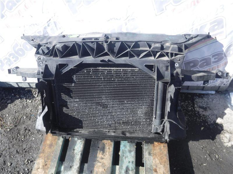 Панель передняя кузовная Seat Altea 5P CBZ 2010