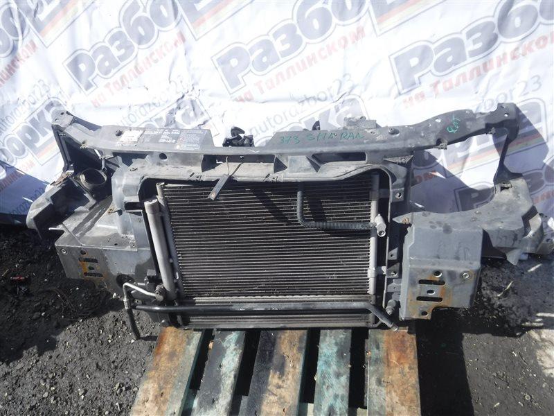 Панель передняя кузовная Vw Sharan 7M AUY 2002 передний
