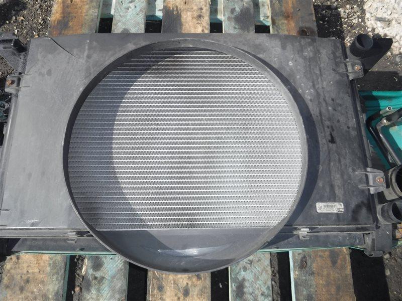 Радиатор двс Vw Lt 2D ANJ 2003 передний
