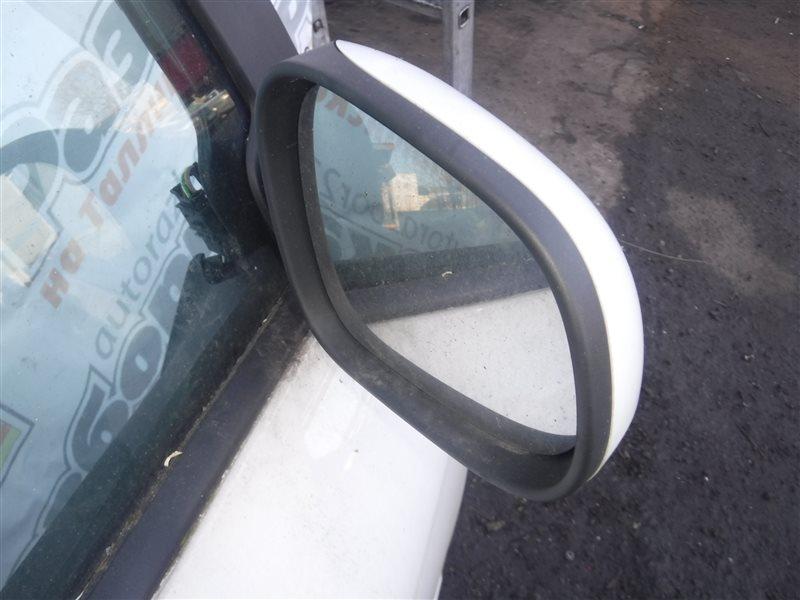 Зеркало Seat Altea 5P CBZ 2010 переднее правое