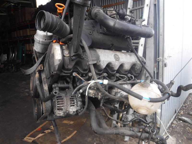 Двигатель Vw Transporter T4 7DB AJT 2002