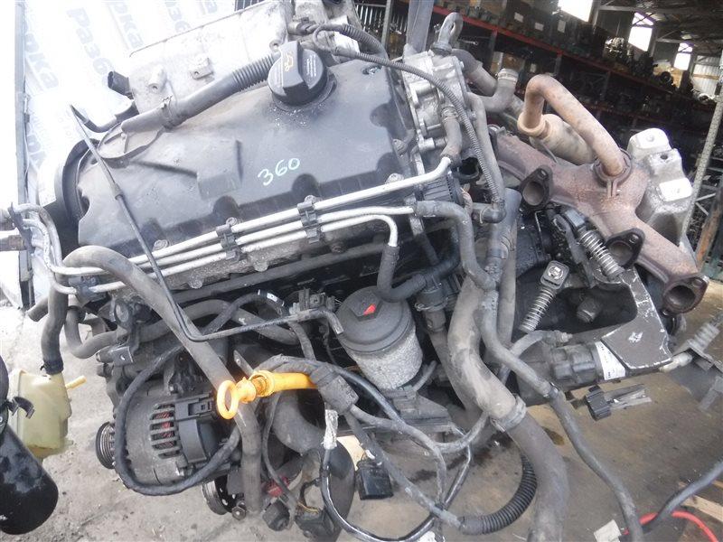 Двигатель Vw Caddy 2K BST 2007