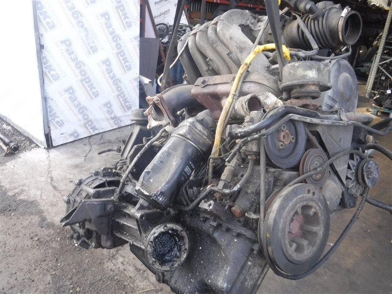 Двигатель Vw Transporter T4 7DB AAF 1995