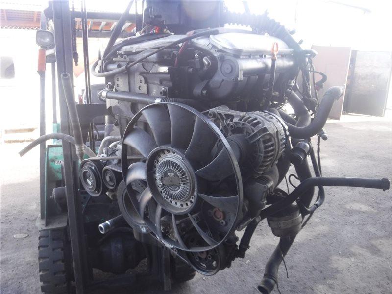 Двигатель Vw Passat B5 3B5 AGZ 2000