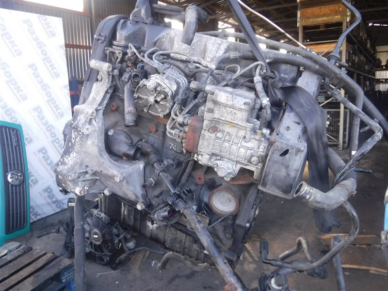 Двигатель Vw Transporter T4 7DB ACV 2001
