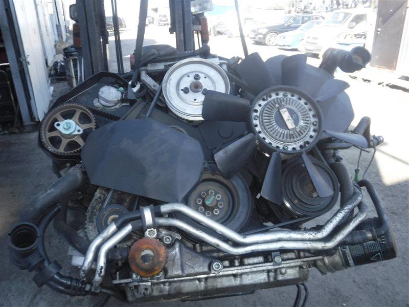 Двигатель Audi A6 C5 AGA 1997