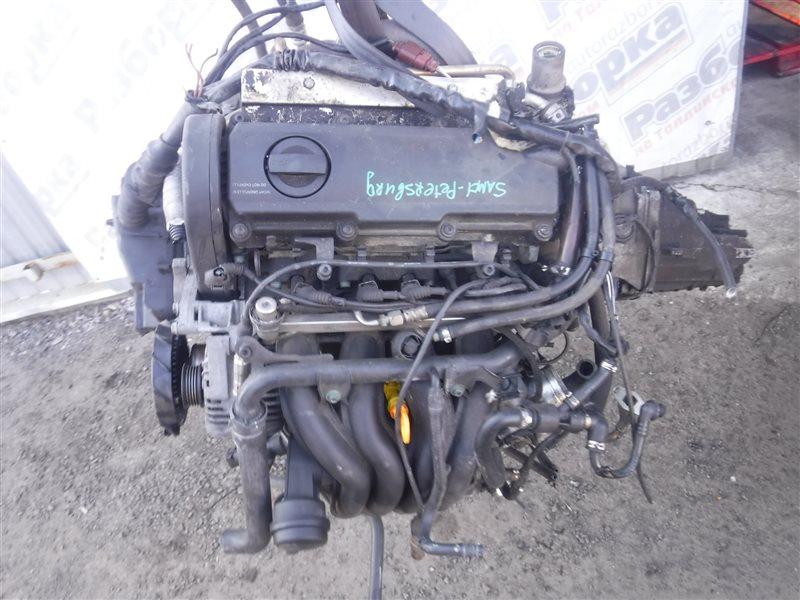 Двигатель Vw Passat B5 3B6 ALZ 2003