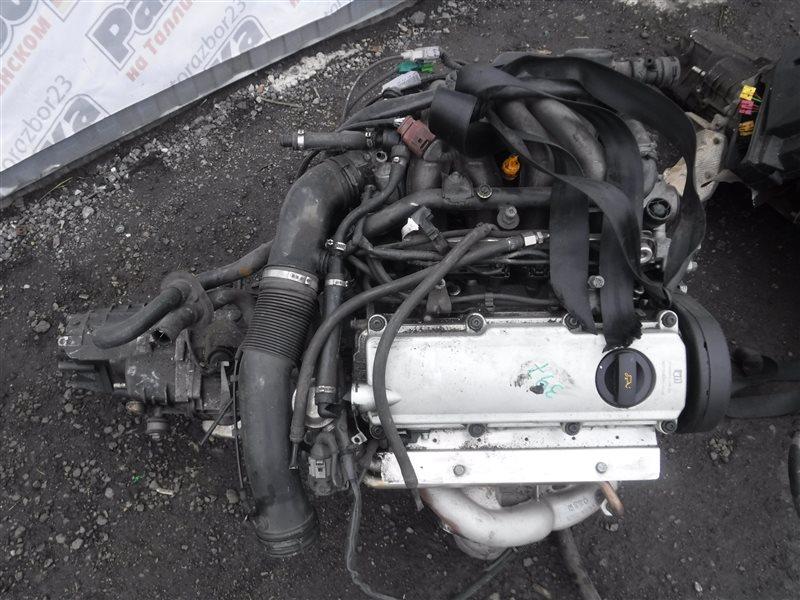 Двигатель Audi A4 B6 ALZ 2004