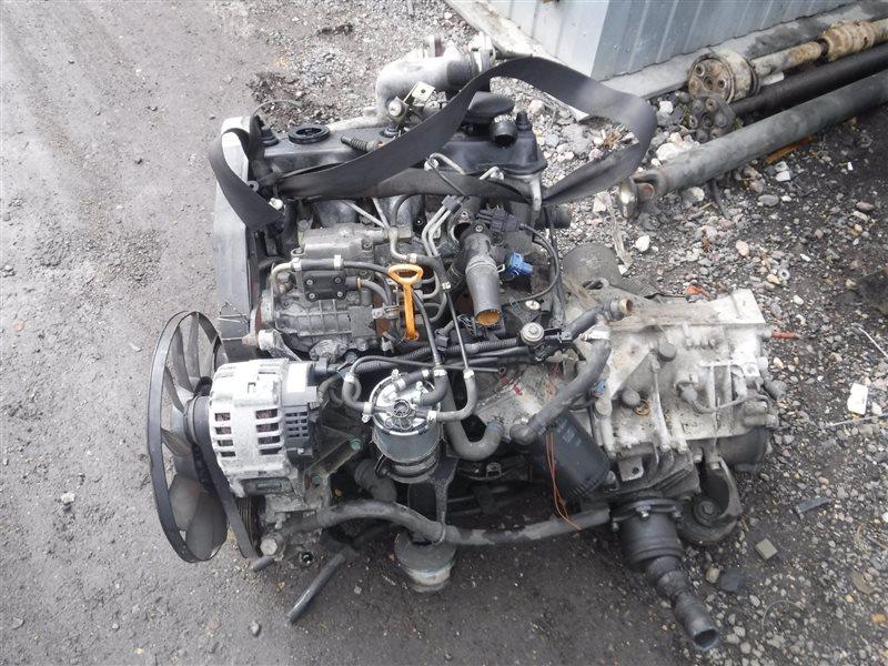 Двигатель Vw Passat B5 3B5 AFN 2000