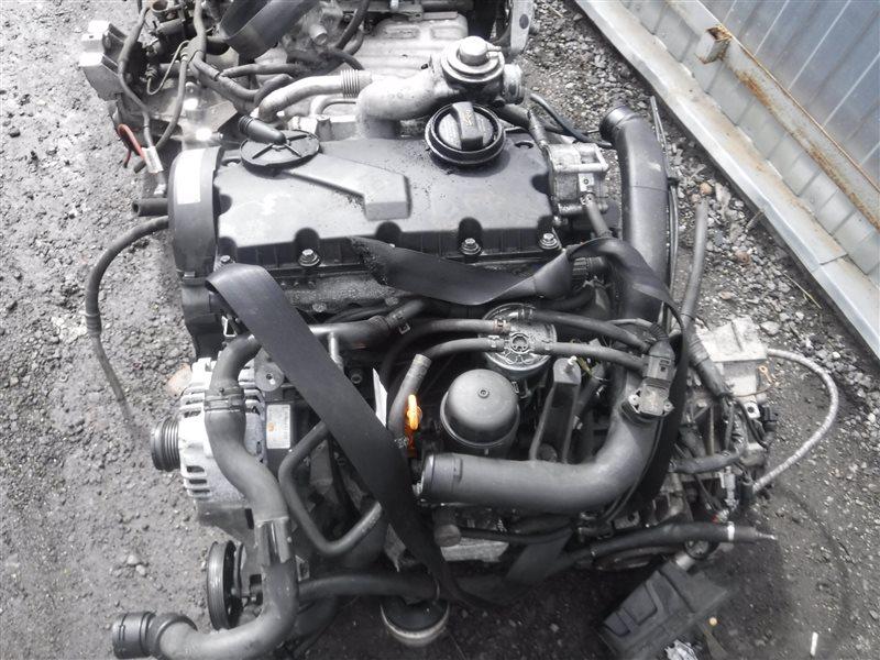 Двигатель Vw Passat B5 3B6 AVB 2005