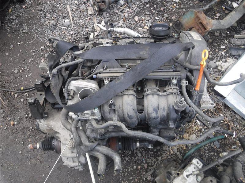 Двигатель Skoda Fabia 6Y2 BBY 2004