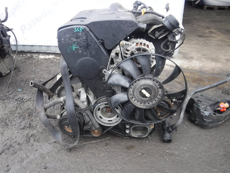 Двигатель Vw Passat B5 3B5 AHL 1998