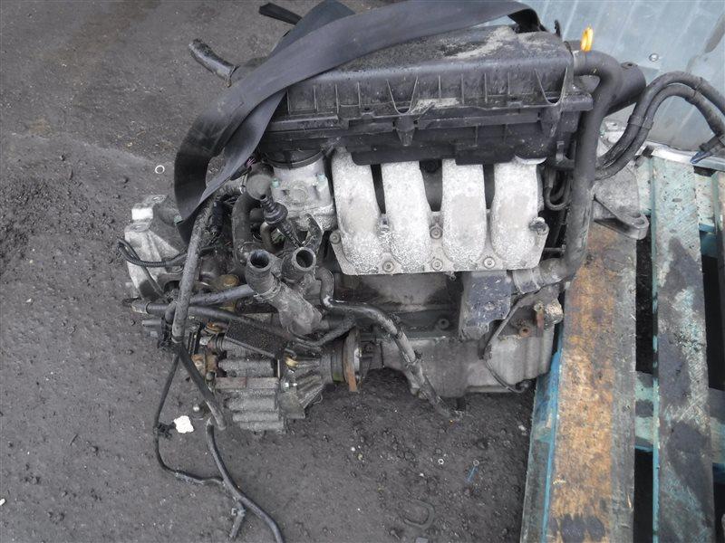 Двигатель Vw Golf 4 1J1 ATN 2000