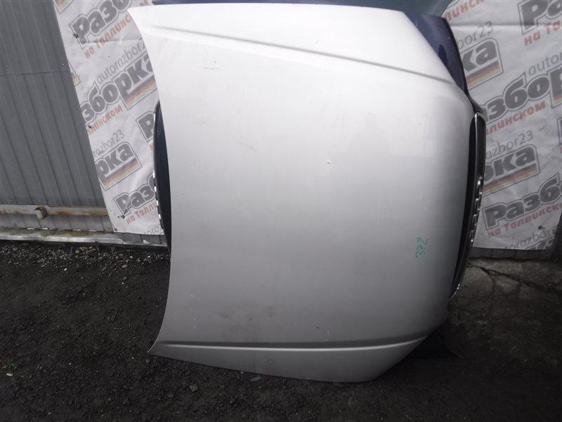 Капот Audi A4 B7 BDG 2007