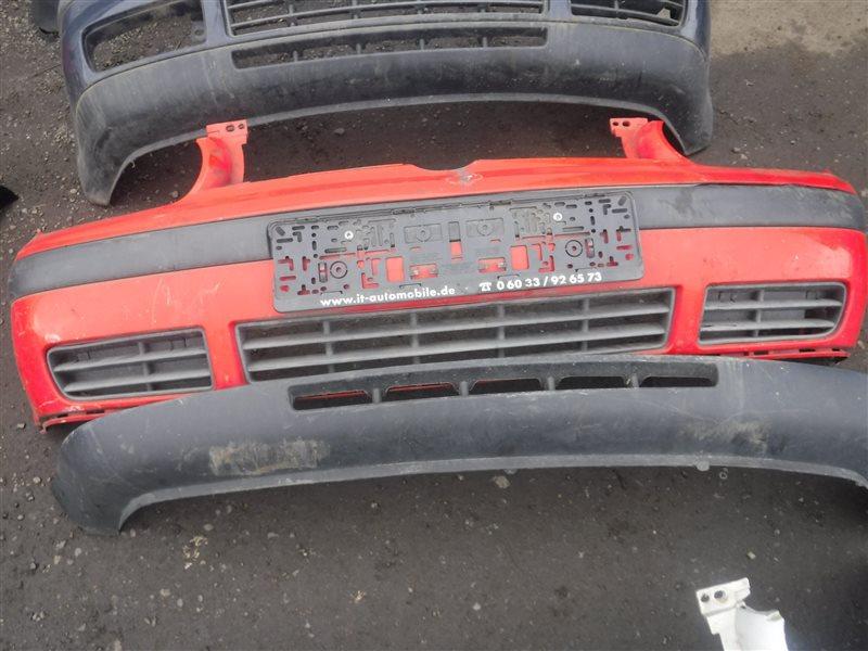 Бампер Vw Golf 4 1J1 AKQ 2000 передний