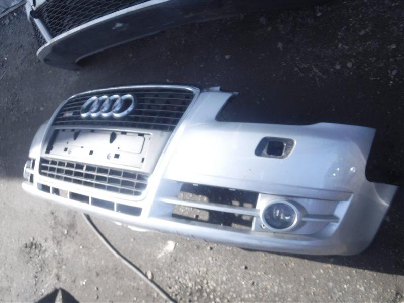 Бампер Audi A4 B7 BDG 2007 передний