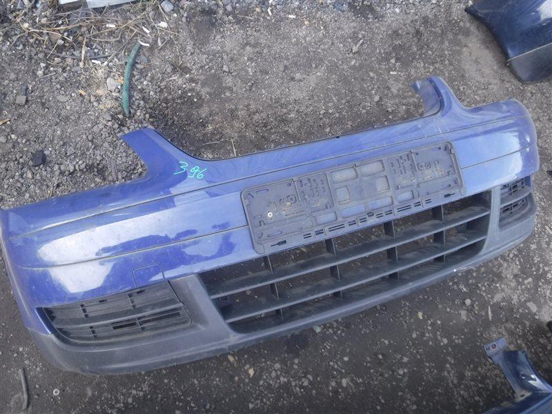 Бампер Vw Touran 1T BLP 2005 передний