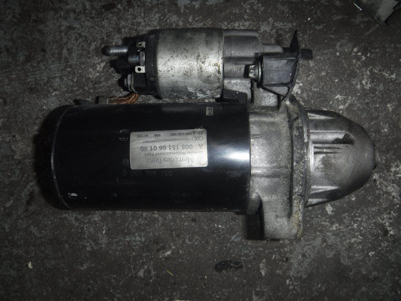 Стартер Mercedes Sprinter 901 611.981 2001