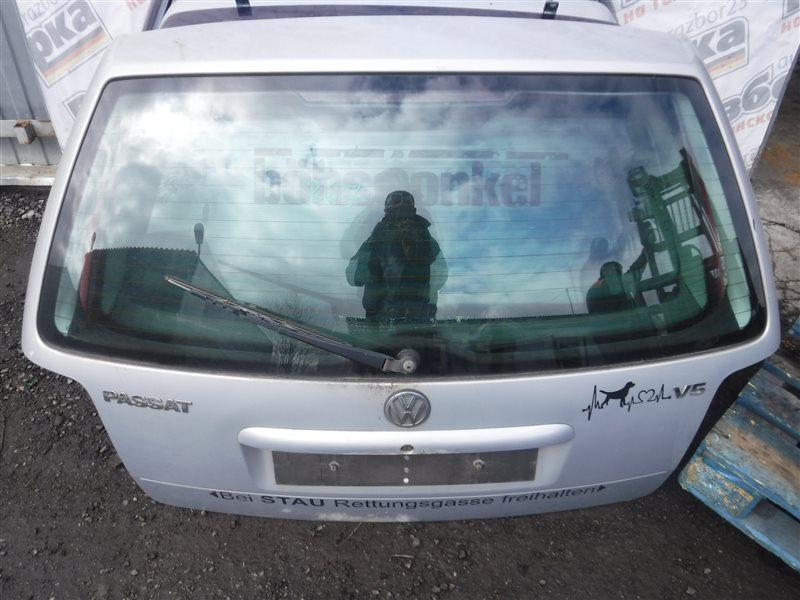 Дверь багажника Vw Passat B5 3B5 AGZ 2000 задняя