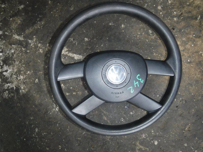 Руль Vw Touran 1T AZV 2004