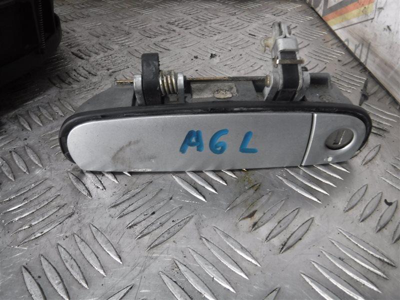Ручка двери Audi A6 C5 AGA 1997 передняя левая