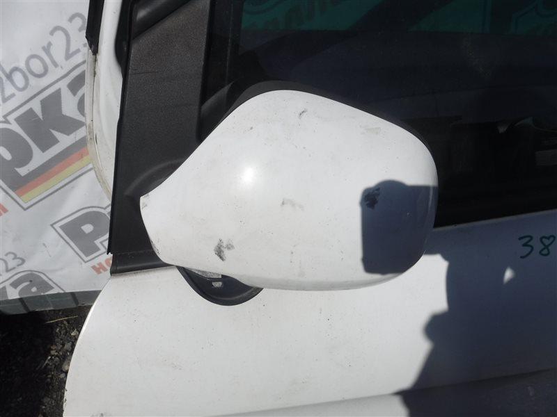 Зеркало Seat Altea 5P CBZ 2010 переднее левое