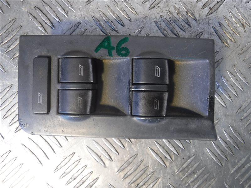 Блок управления стеклами Audi A6 C5 AGA 1997