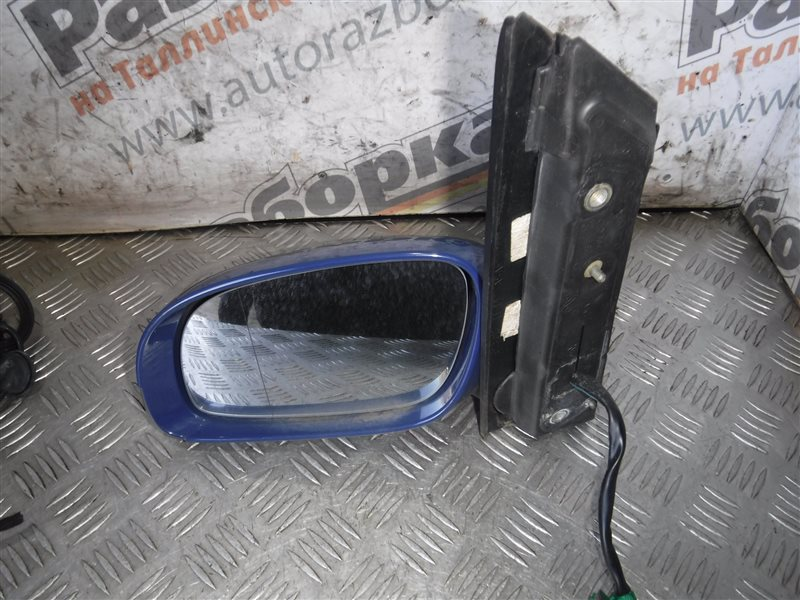 Зеркало Vw Touran 1T BLP 2005 переднее левое