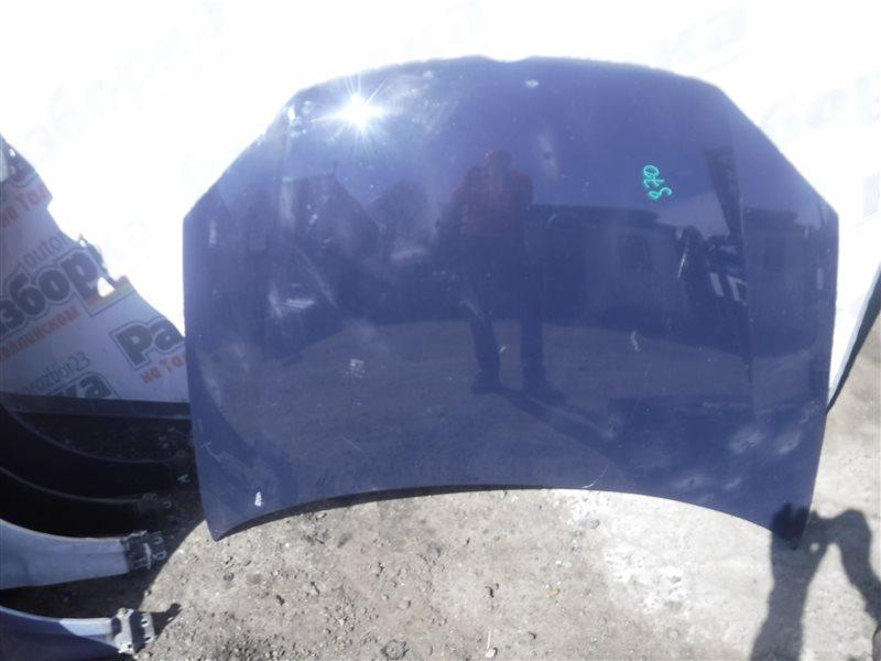 Капот Vw Golf 5 1K1 BSE 2009 передний
