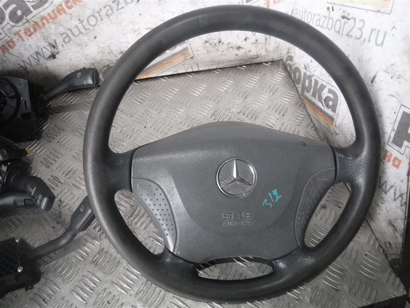 Руль Mercedes Sprinter 901 611.981 2000